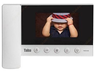 ایفون تصویری تابا 43-5