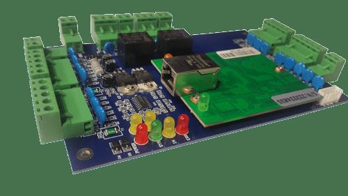 نمونه برد کنترل انتن RFID
