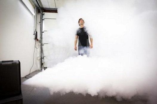 دستگاه ضد سرقت مه ساز