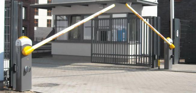 راهبند برقی اتوماتیک پارکینگ