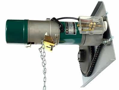 زنجیر خلاص کن موتور کرکره برقی