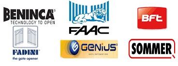 لوگوی شرکتهای درب اتوماتیک