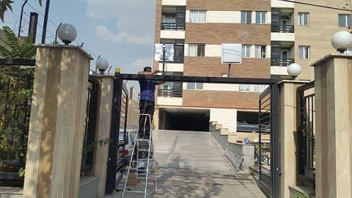 نصب انتن و ریدر تگ خوان rfid در تهران