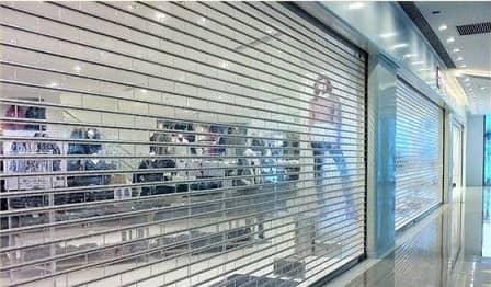 تیغه شفاف پلی کربنات کرکرخ برقی