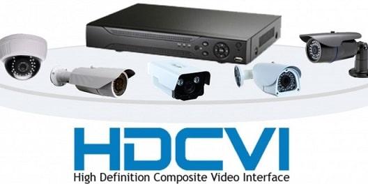 دوربین HDCVI
