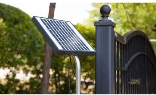 پنل خورشیدی جک درب پارکینگ